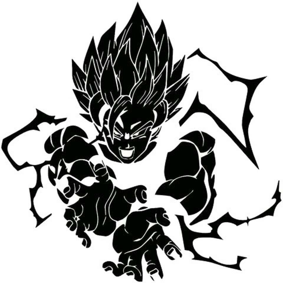 Diamond embroidery DIY Details about Goku Dragon Ball Z Weather Proof Vinyl  Decal Sticker Car Window. Online Get Cheap Z Modern Furniture  Aliexpress com   Alibaba Group