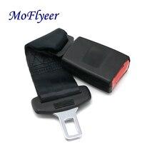 MoFlyeer Universal Car Auto Seat Seatbelt Safety Belt Extender Extension Buckle Belts & Padding
