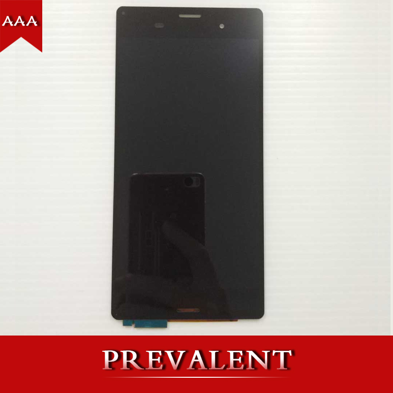 LCD Display Panel Monitor Module + Touch Screen Digitizer Sensor Glass Assembly For Sony Xperia Z3 D6603 D6633 D6653 L55T