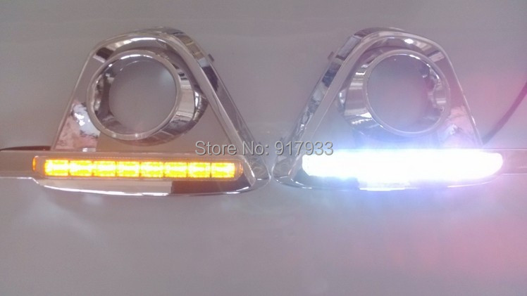 Здесь можно купить  1set special for Mazda CX-5 DRL line light LED daytime running lights LED lights with turn signal paragraph white black 8W/pair 1set special for Mazda CX-5 DRL line light LED daytime running lights LED lights with turn signal paragraph white black 8W/pair Автомобили и Мотоциклы