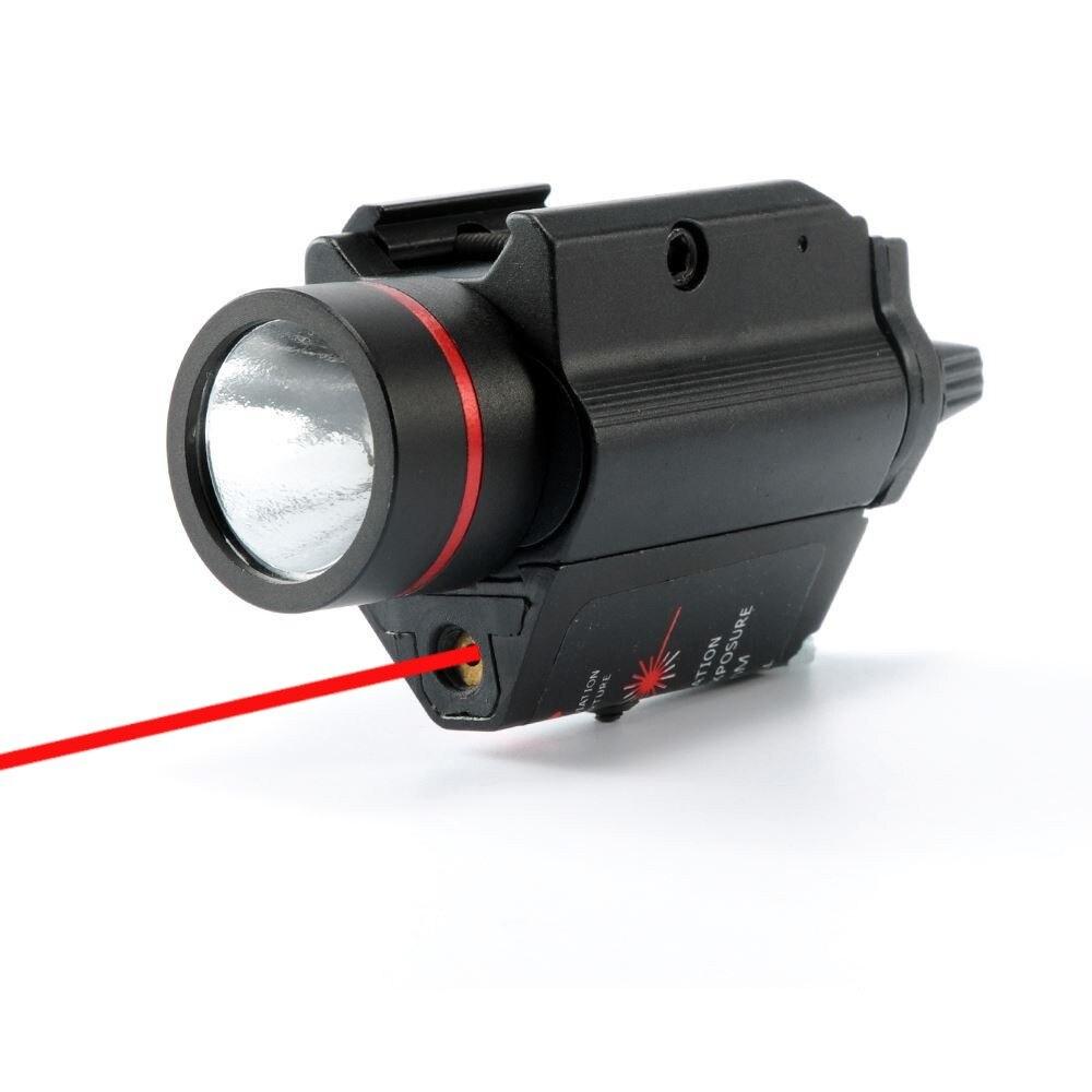 Arma de caça ao ar livre luz