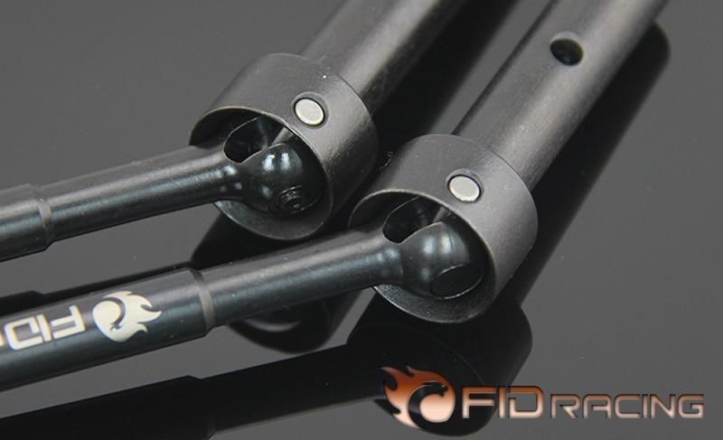Demi-arbre 8.5mm amélioré pour LOSI DBXL - 2