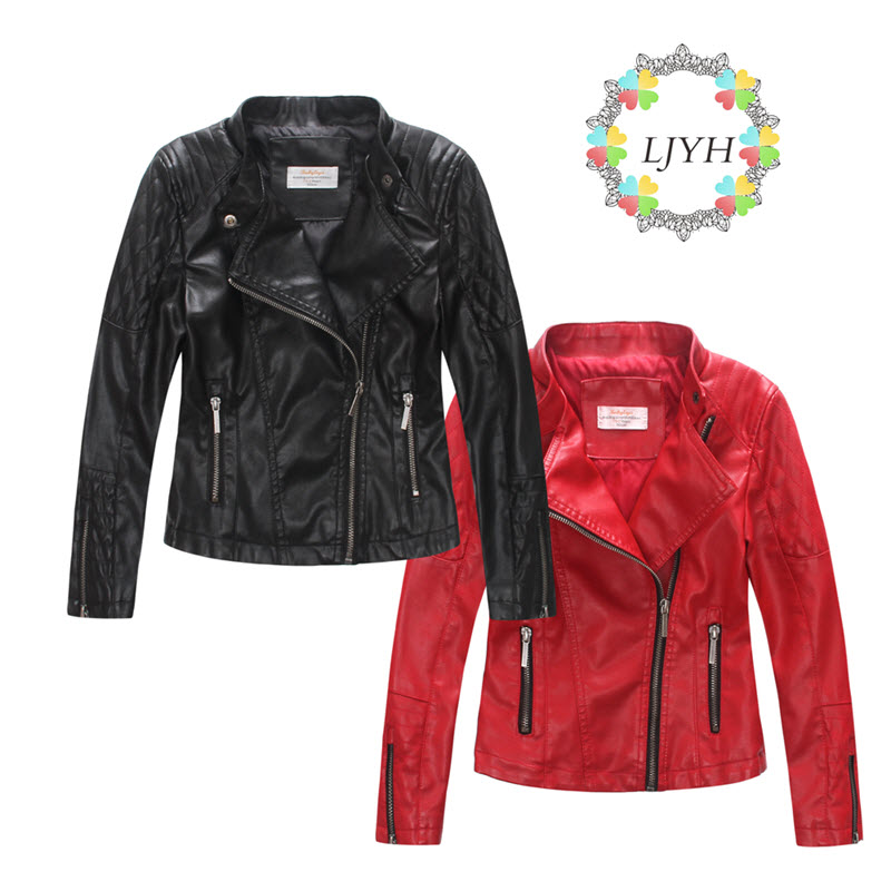 Popular Juniors Leather Jacket-Buy Cheap Juniors Leather Jacket ...