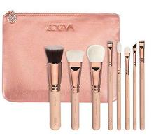 ZOEVA 8pcs ROSE GOLDEN LUXURY SET VOL. 2 Makeup Brush
