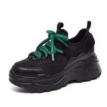 Platform Canvas Sneakers Acquista a poco prezzo Platform