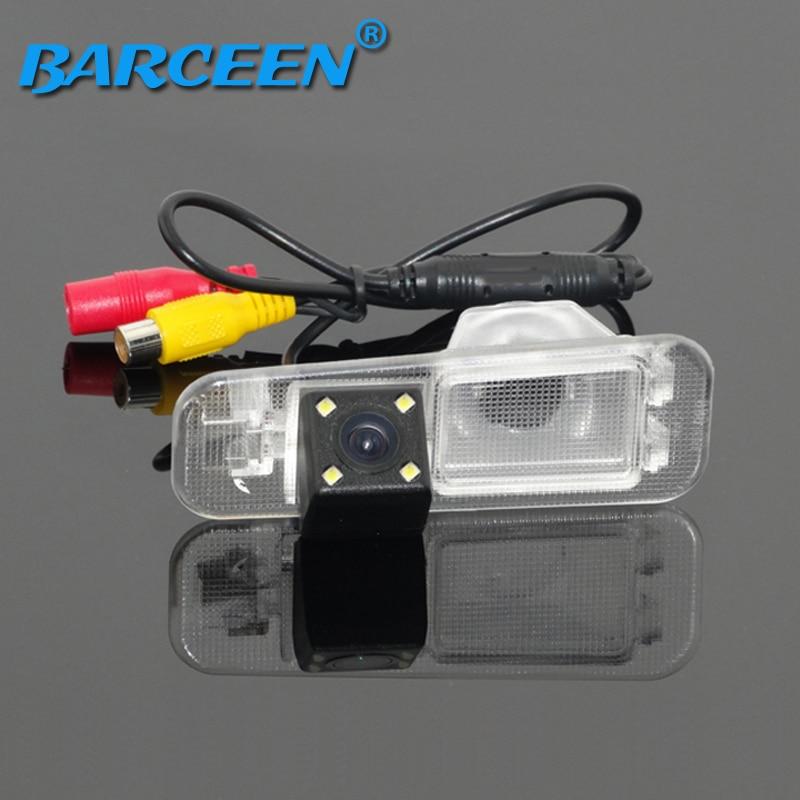 Expediere gratuita HD Car rear view Camera Backup camera pentru Kia K2 Rio Sedan Nou PC1363 HD viziune de noapte chip chip rezistent la apa