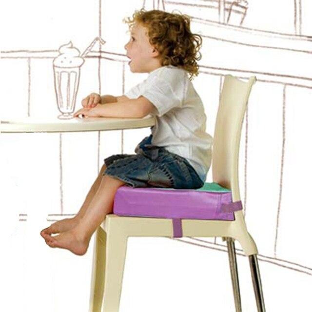 Высокое Качество Детские Дети Портативный Стул Booster Seat Pad Стульчик Подушка Мягкий Детский Стульчик Для Кормления Крышка детские Сиденья крышка продукт