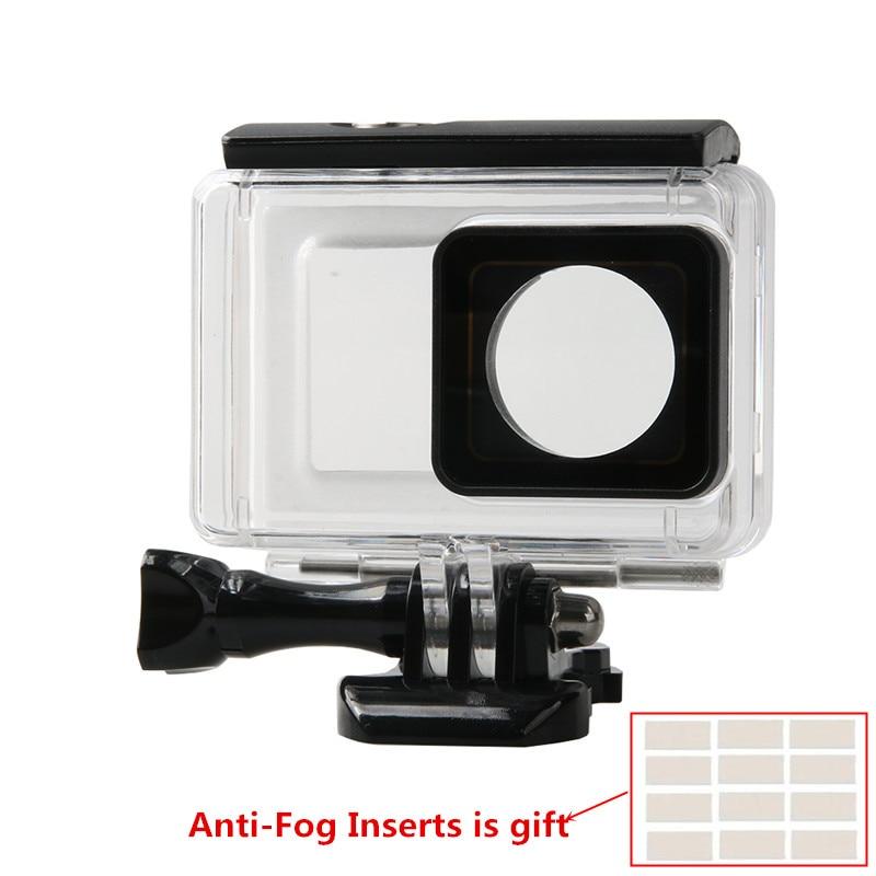 Waterdichte behuizing w / touchscreen voor xiaomi yi 2 ii 45 m xiaoyi - Camera en foto