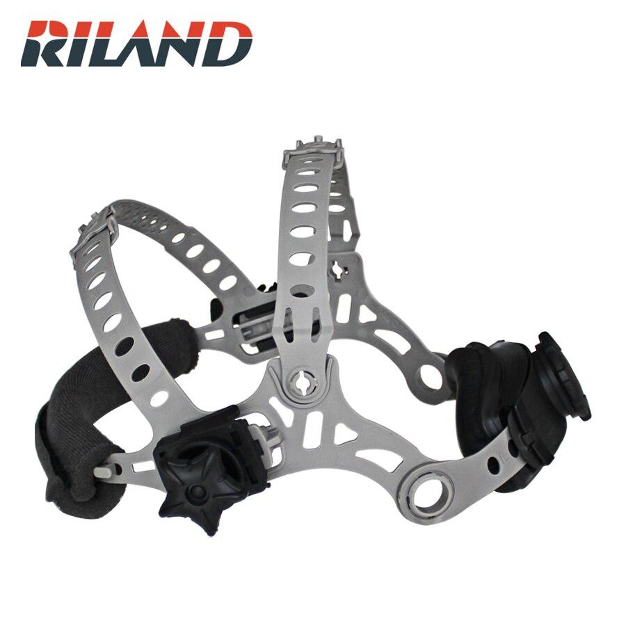 RILAND X9000 Adjustable Welding Welder Mask Headband Auto Darkening Welding Helmet Headband Replacement Welder Tool