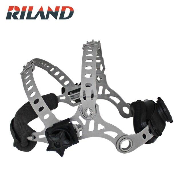 RILAND X9000  Adjustable Welding Welder Mask Headband Auto-Darkening Welding Helmet  Headband Replacement Welder Tool