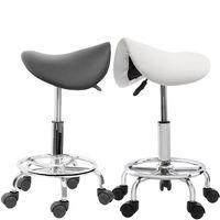 Salon Stool Hairdressing Chair Barber Beauty Swivel Hydraulic Lift Saddle