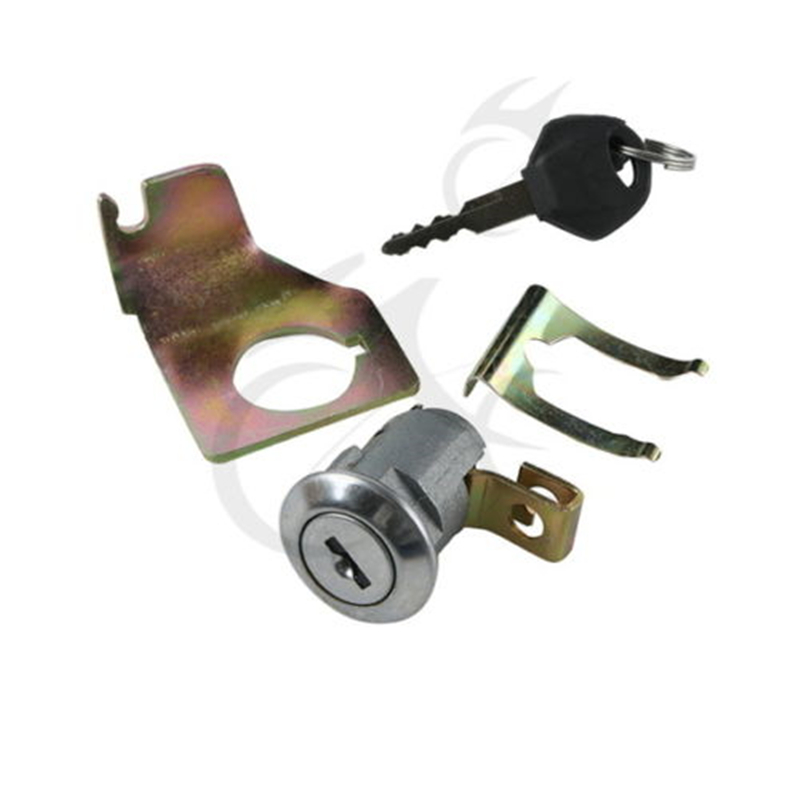 Motorcycle Seat Cowl Lock Key Set For YAMAHA YZF R1 R6 FZ6 FZ6S FZ6N FJR1300 New Motorcycle Accessories