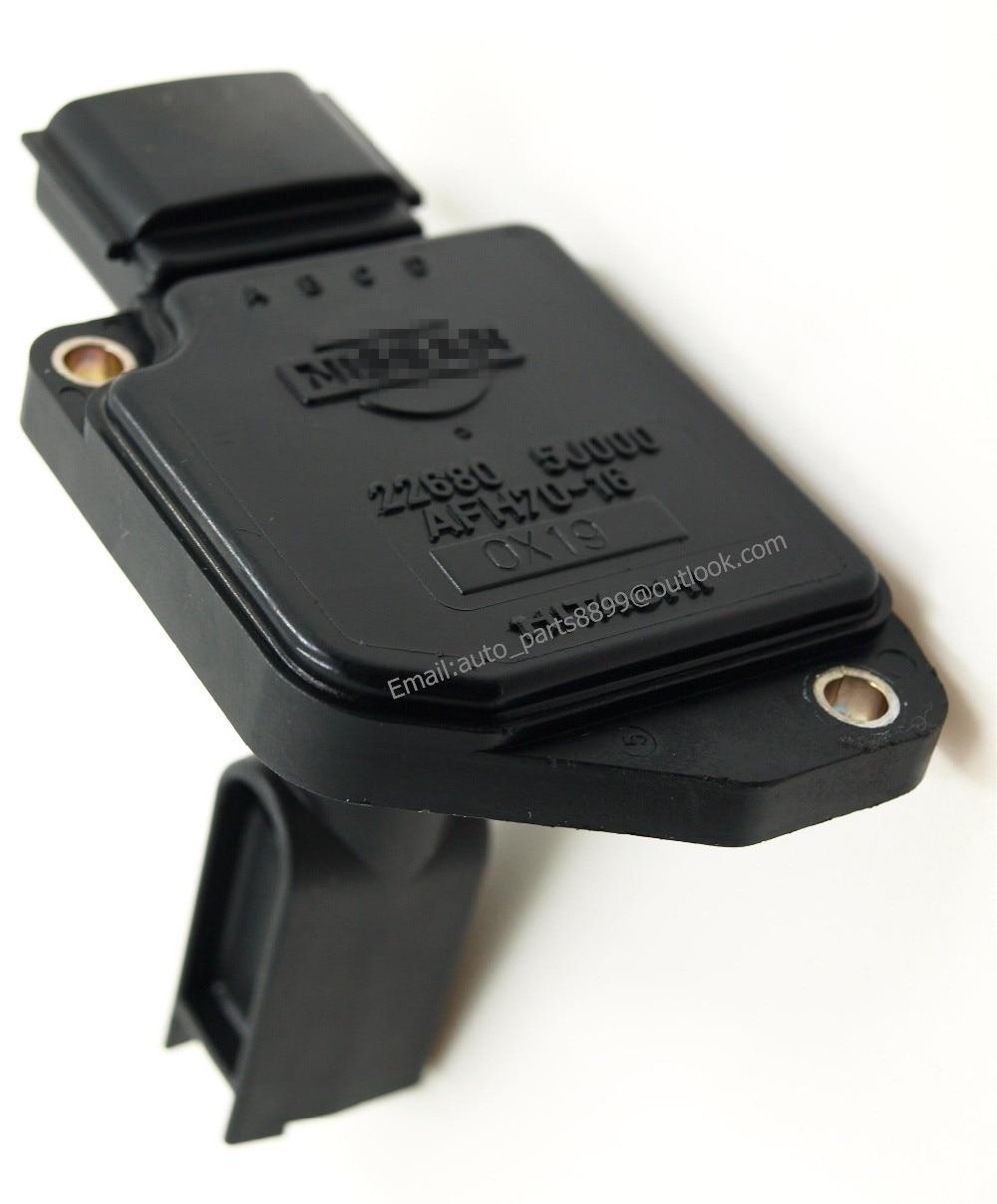 Original Used 22680 5j000 Afh70 16 Mass Air Flow Sensor
