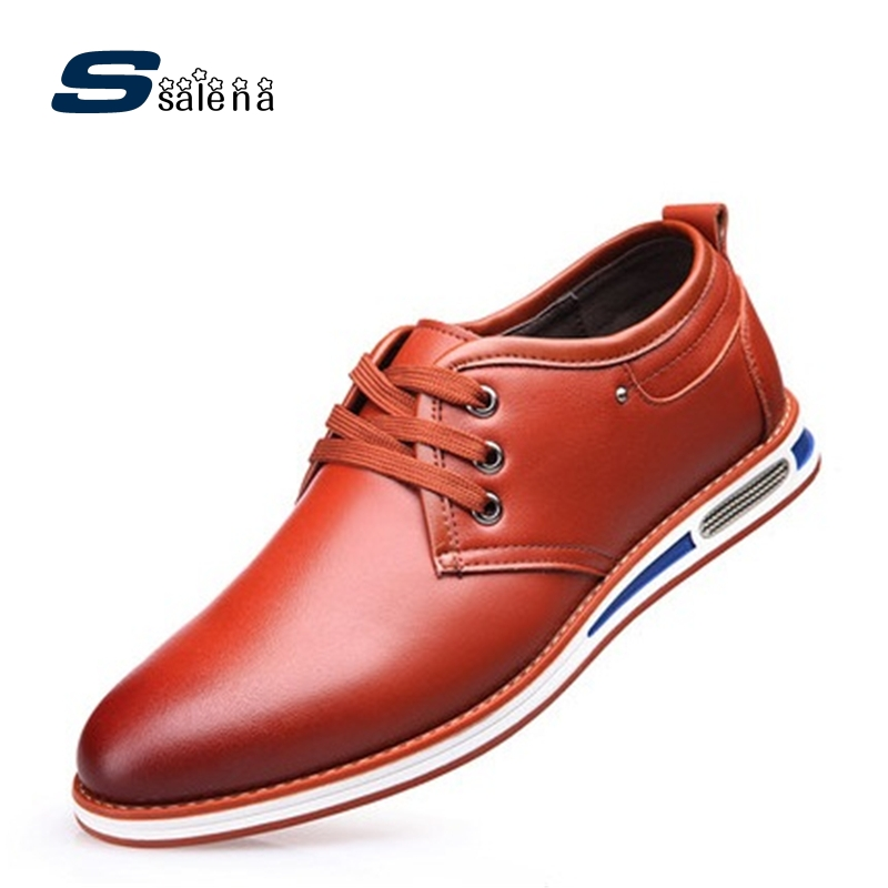 Male Casual Shoes Soft Footwear Classic Leather Men Flats Spring Autumn Breathable Driving Shoes AA20294 male casual shoes soft footwear classic men working shoes flats good quality outdoor walking shoes aa20135