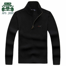 AFS Jeep Winter 2016 Solid Cargo Pullover Sweater,Cotton Made Winter Under Wear,Original Brand Motorcycle Leisure Sweater Men