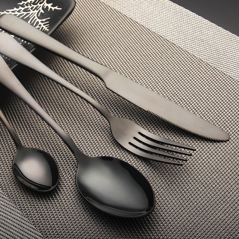 Set za pribor za jelo Rainbow Set za vjenčanja Putni pribor za jelo - Kuhinja, blagovaonica i bar - Foto 4