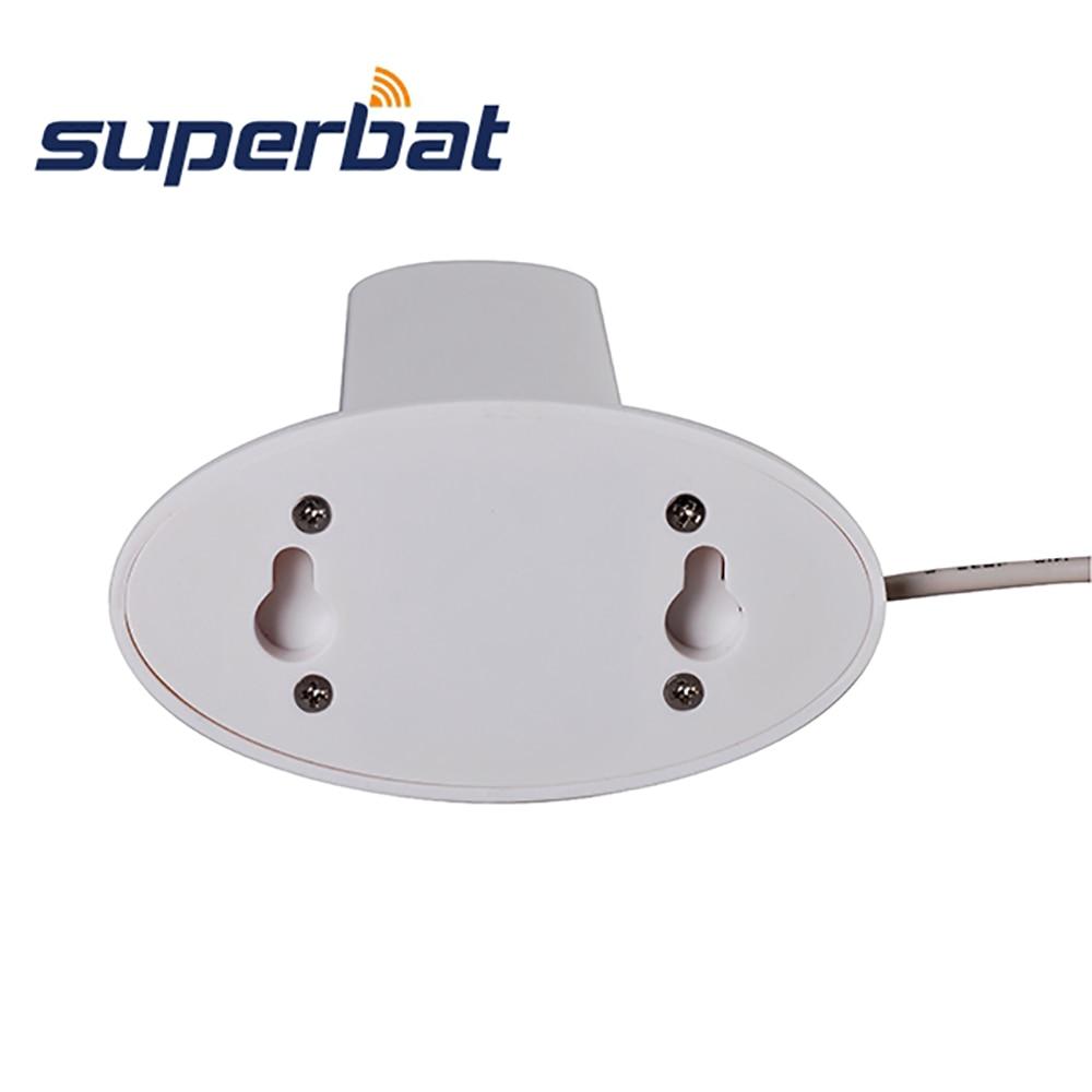Superbat 4G Anten 698-960/1710-2690 MHZ 16dB SMA Erkek Konnektör - İletişim Ekipmanları - Fotoğraf 3