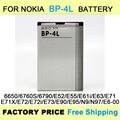 BP-4L BP 4L Mobile Phone Battery Batteries for NOKIA E61i E63 E90 E95 E71 6650F N97 N810 E72