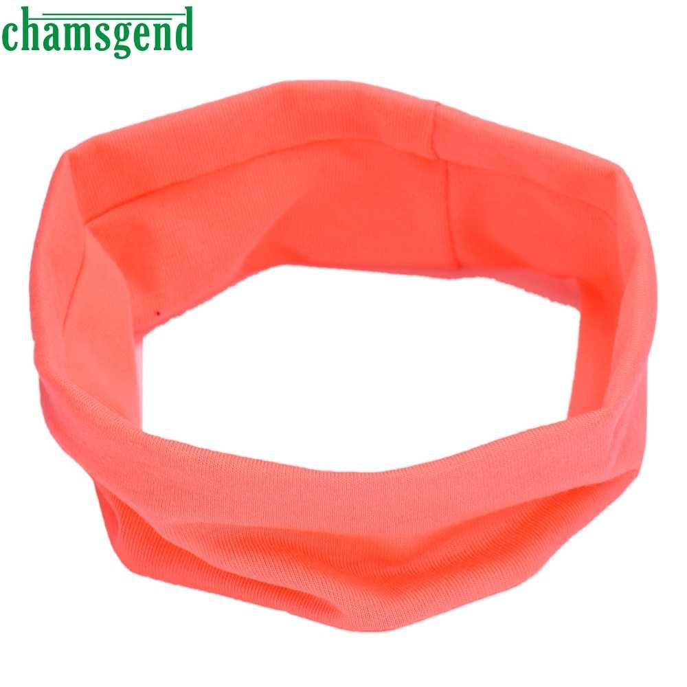 New gym fitness stirnbänder für frauen winter sport stirnband kopf wrap breite yoga haarband elastische turban haar zubehör jan13yp