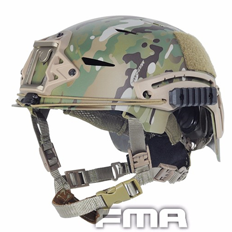 2017 FMA Real Cascos Paintball Wargame Tactical Helmet Cover Cloth Army Airsoft Tactical Military For Tactical Skirmish Airsoft free shipping rm1 6319 film 100% new original laser jet for hp p3015 p3015dn fuser film sleeve printer part on sale