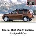 Камера автомобиля Для Dacia Duster Высокое Качество Заднего Вида Резервное Копирование Камеры Друзья Используют | CCD + RCA