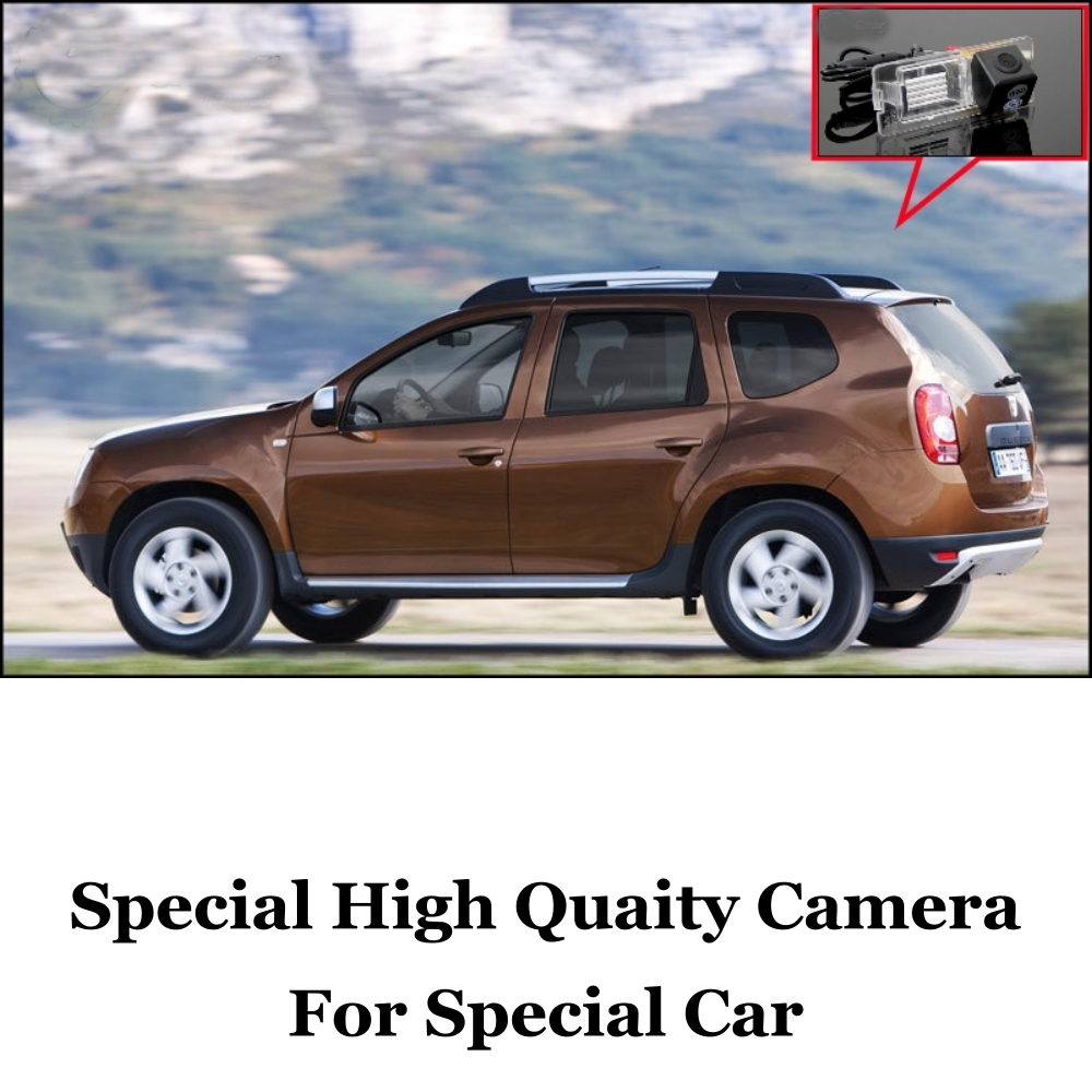 Liislee Car Camera For Dacia Duster High Quality Rear View Back Up Camera Friends Use  CCD + RCA