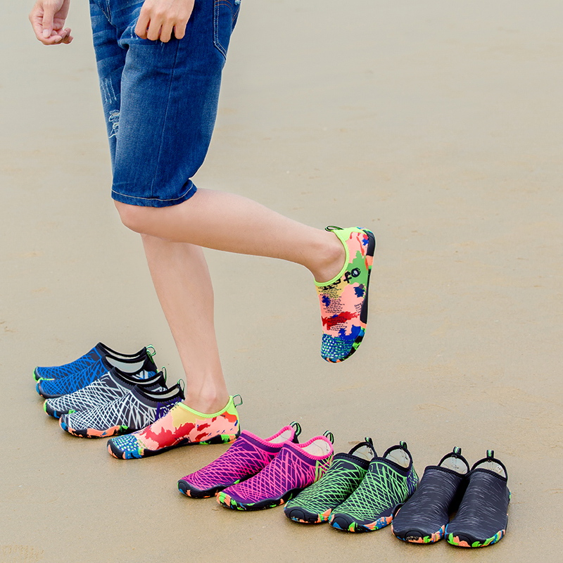 Unisex Sneakers Swimming Shoes Quick-drying Water Shoes And Children's Water Shoes Beach Men's Shoes