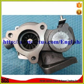 TD04-12T TF035 turbocompresor para Mitsubishi Pajero Shogun Delica 2,8 4M40  TD04-12T 4D56 Turbo