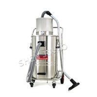 Pneumatic industrial vacuum cleaner Workshop metal dust particles swarf AIR 800 industrial vacuum cleaner