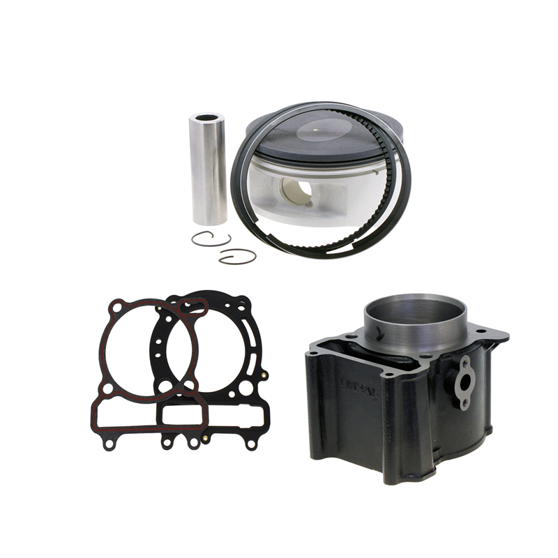 CYLINDER /CYLINDER GASKE / PISTON /PIN/RINGS /CIRCLIP/FOR LINHAI 400CC ATV QUAD fengshou mahindra 254 with il316di direct chamber 385 set of piston piston rings piston pin circlip and cylinder liners