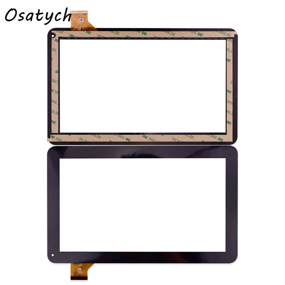 New 10.1 inch for Irbis TZ21 TZ22 3G Black/White Touch Screen Tablet Digitizer Sensor Replacement Free Shipping 7 inch black touch screen for irbis tx76 tablet glasss sensor replacement