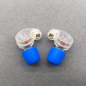 Image 4 - Cavo auricolare MMCX fai da te per Shure SE215 SE535 SE846 UE900 unità dinamiche da 10mm cuffie sportive personalizzate HIFI per iPhone xiaomi