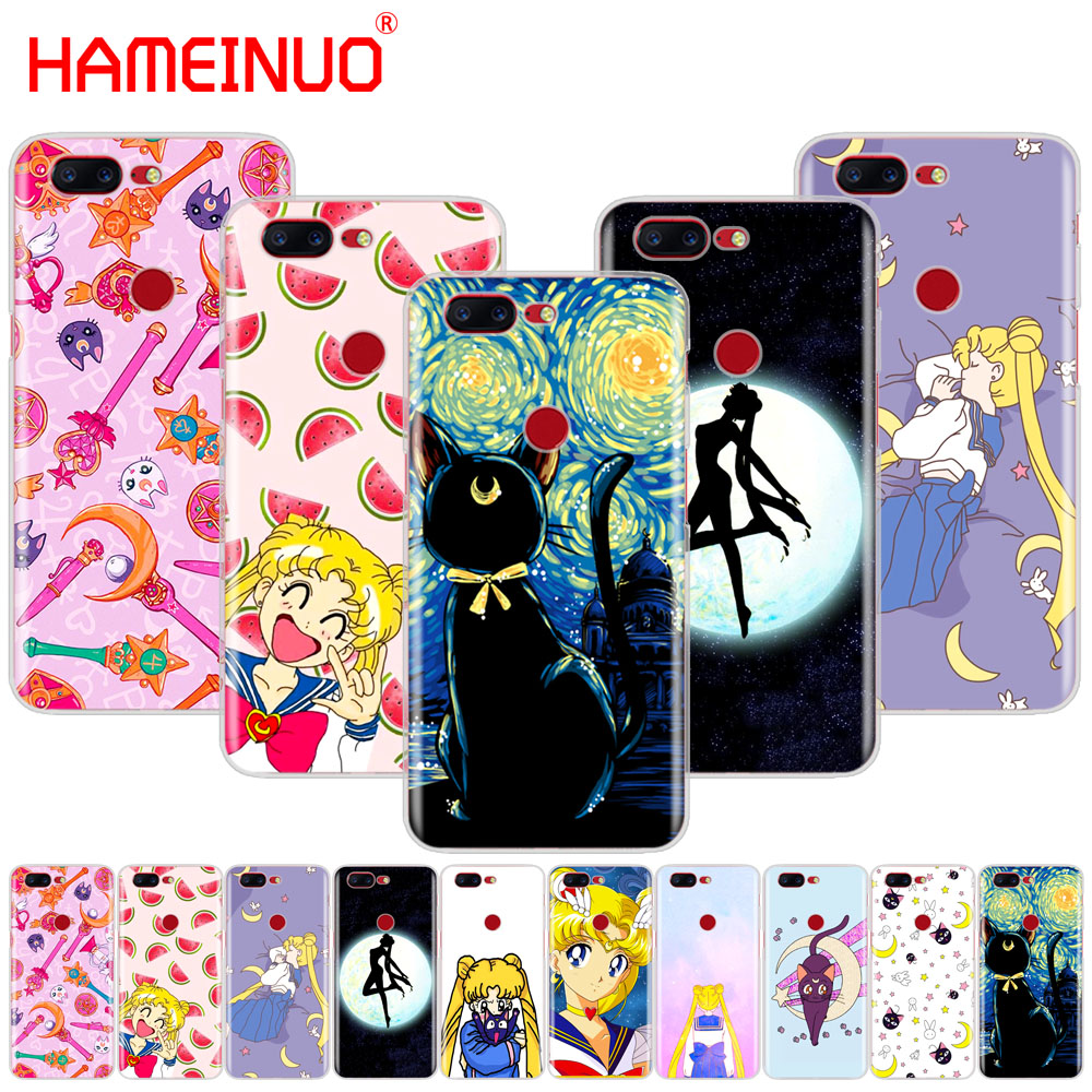 Cellphones & Telecommunications Intellective Hameinuo Sailor Moon Sailor Mercury Cute Cover Phone Case For Oneplus One Plus 6 5t 5 3 3t 2 X A3000 A5000 Phone Bags & Cases