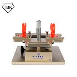 TBK 928 LCD z ekranem dotykowym demontaż maszyny do Samsung a frame Separator ręczna precyzyjna maszyna do rozbiórki Stacje lutownicze Narzędzia -