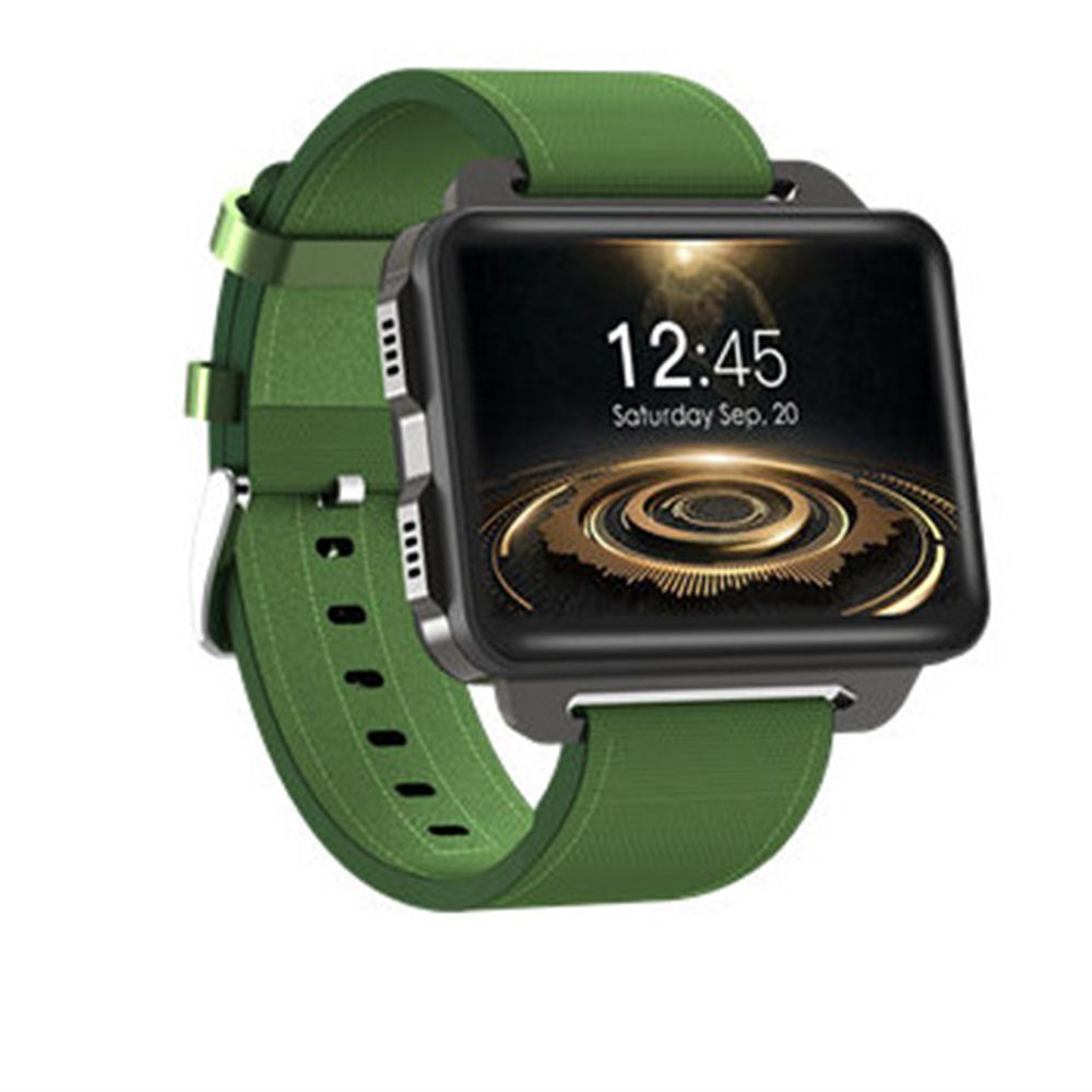 DM99 Smartwatch Update Of DM98 MT6580 Quad Core 2.2 Inch IPS Screen 1GB+16GB Android 5.1 OS 1.3 MP Camera 3G Network GPS Wifi