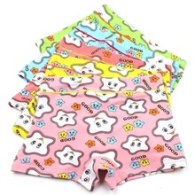 3 Unids/lottery New Boxer Cotton Shorts Princess Underwear Boys And Babies Cartoon