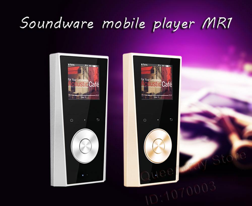 Erfinderisch Soundaware Mr1 Flaggschiff Drahtlose Netzwerk Mobile Musik-player Bluetooth Airplay Usb Dsd Volle Szene Anwendungen Desktop Digitaler Musik-player