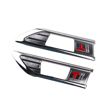 JEAZEA New 2Pcs Side Turn Signal Lamp Light Turning Lights Cover Trim Sticker for Chevrolet Cruze 2009 – 2014 Sedan