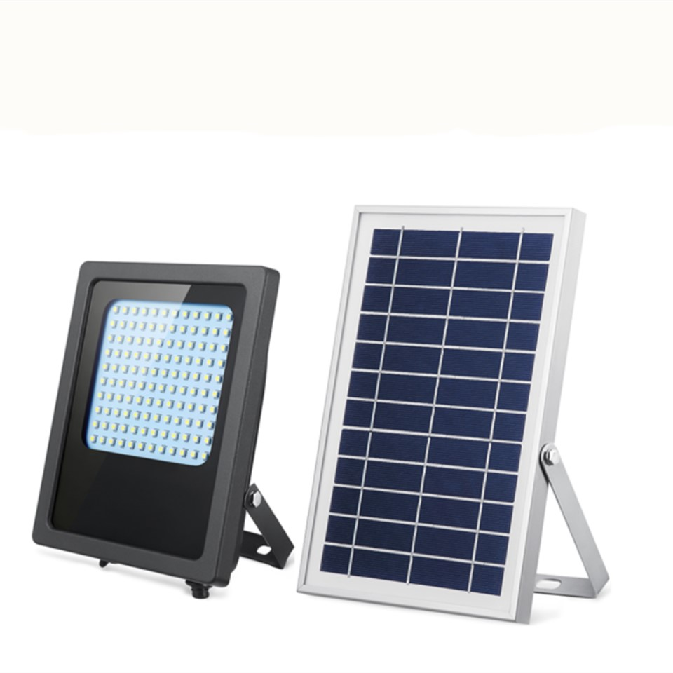 dhl ship 120 led solar flood light super brightness waterproof ip65 aluminum solar flood light energy