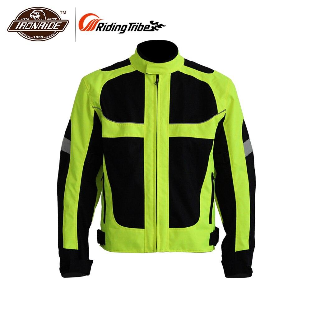 Équitation tribu respirant été moto course veste de protection armure moto protecteur de corps équitation vestes moto