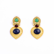 2015 Hot New Products for Women Korean Accessories Beautiful Earrings for Girls E1715