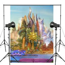 Animation Photography Background Comedy Family Action Adventure Foxes Backdrop children Photo Studio Wall 5x7ft