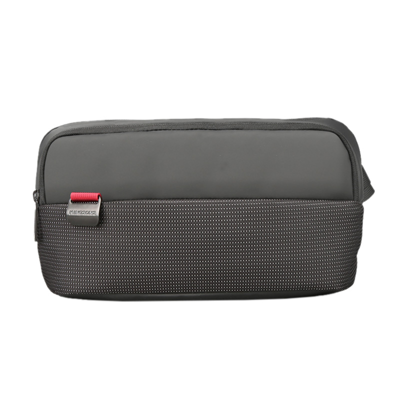 FGGS-Kingsons Chest Bag Waist Pack For Men Small Single Shoulder Back Pack Style Bum Bag Money Belt Travelling Mobile Phone Ba