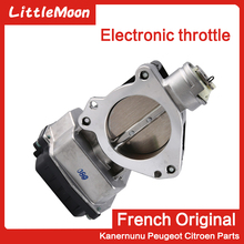 Original brand new throttle Electronic throttle assembly 1635X0 9650787380 forCitroen C4 C5 C8 Jumpy New Peugeot 307 407 2.0 цена