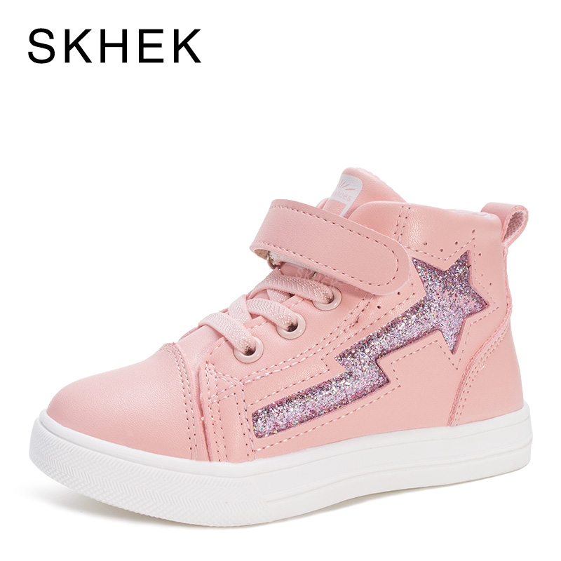 SKHEK Kids Girl Boys Girls Sneakers Toddler font b Baby b font Girl Shoes Children Shoes