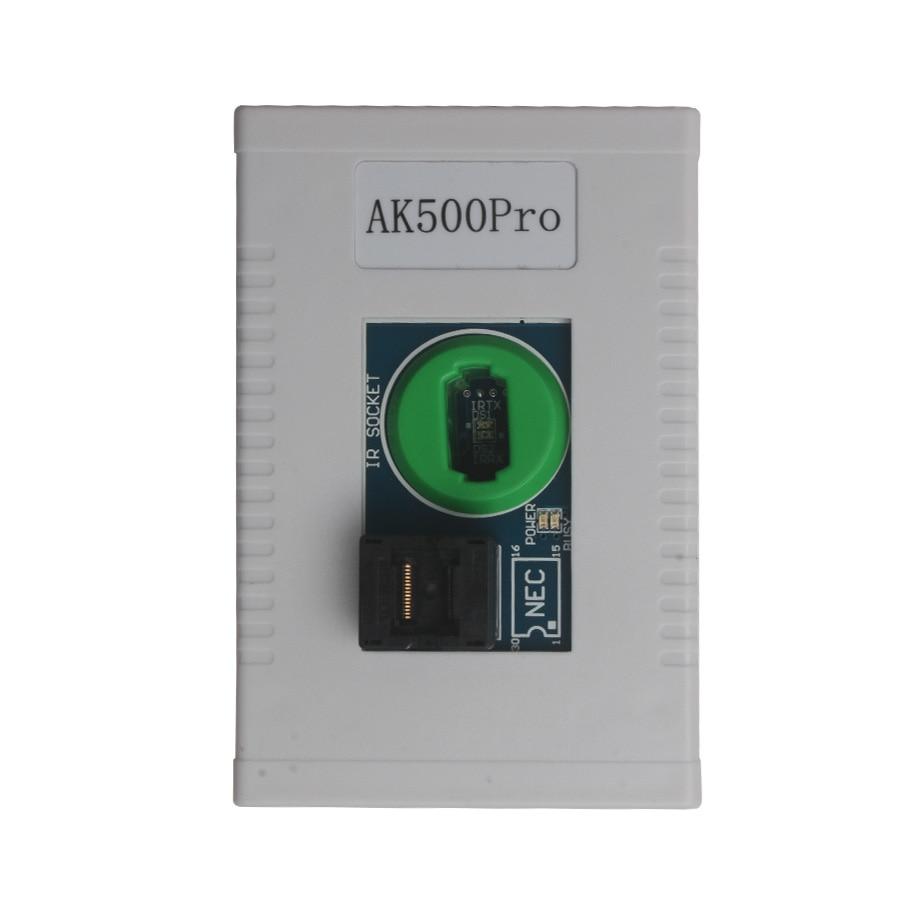 AK500Pro AK500 PRO programmeur de clé superbe pour Mercedes Benz sans enlever ESL ESM ECU