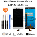 Para xiaomi redmi note 4 pro primeiro display lcd + de toque tela de substituição do conjunto digitador para xiaomi redmi note 4 + free ferramentas