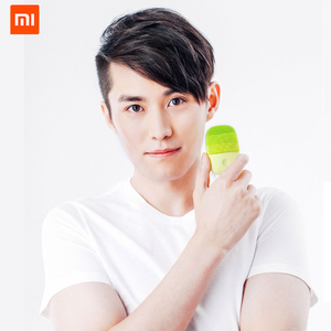 Image 2 - Xiaomi inFace Small Cleansing Instrument Deep Cleanse Sonic Beauty Facial Instrument Cleansing Face Skin Care Massager