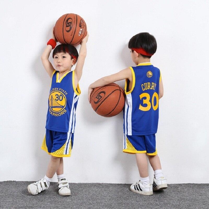 2018 heißer kinder basketball uniformen jungen und mädchen sport training anzüge basketball set