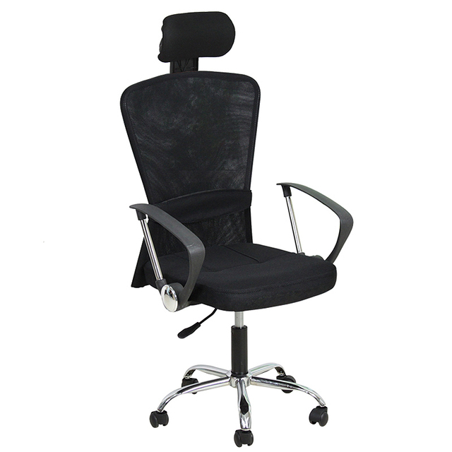 Cadeira do computador cadeira ergonômica cadeira giratória de lazer moda da rede fixa